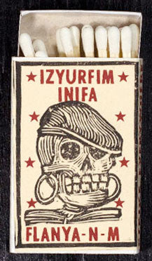 Ravi Zupa - Matchbox #7 - Unframed
