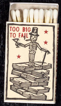 Ravi Zupa - Matchbox #8 - Unframed
