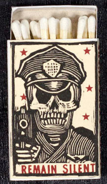 Ravi Zupa - Matchbox #9 - Unframed