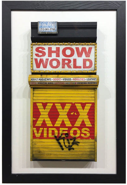 "Ryan Thomas Monahan ""Show World"""