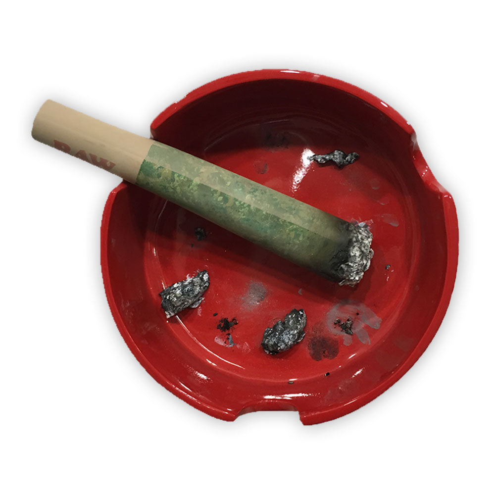 Sergio Garcia - Red Ashtray