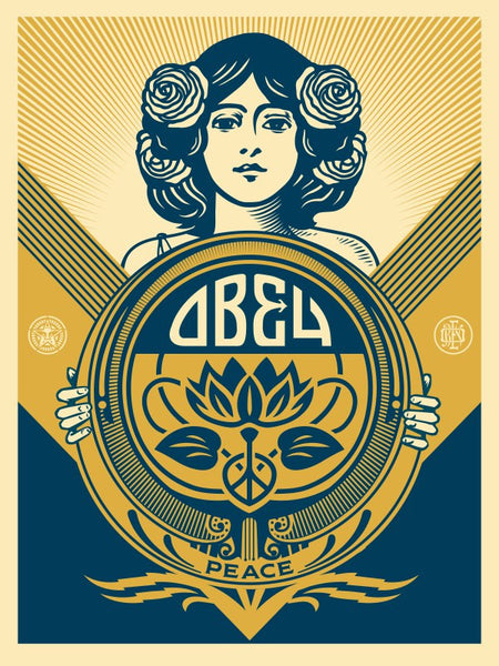 "Shepard Fairey ""Obey Holiday"" 2016"