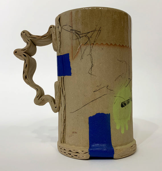 Tim Kowalczyk Abstract Mug #26