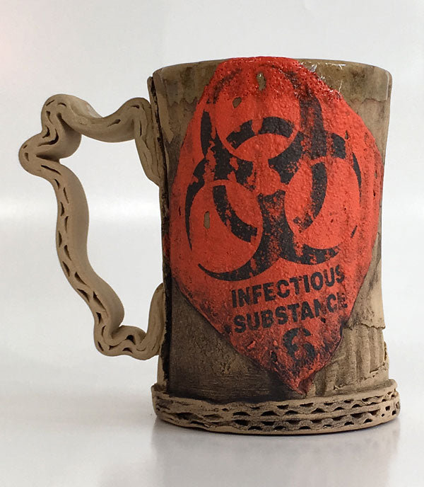 Tim Kowalczyk Infectious Mug