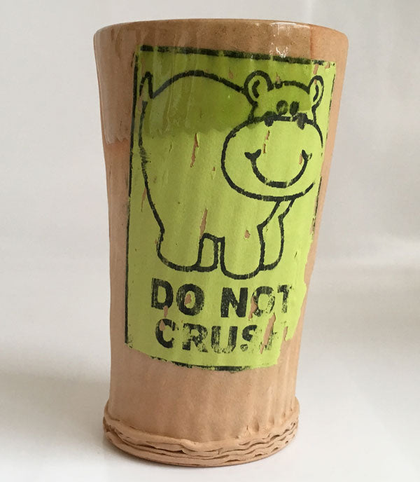 Tim Kowalczyk Do Not Crush Tumbler Green #4