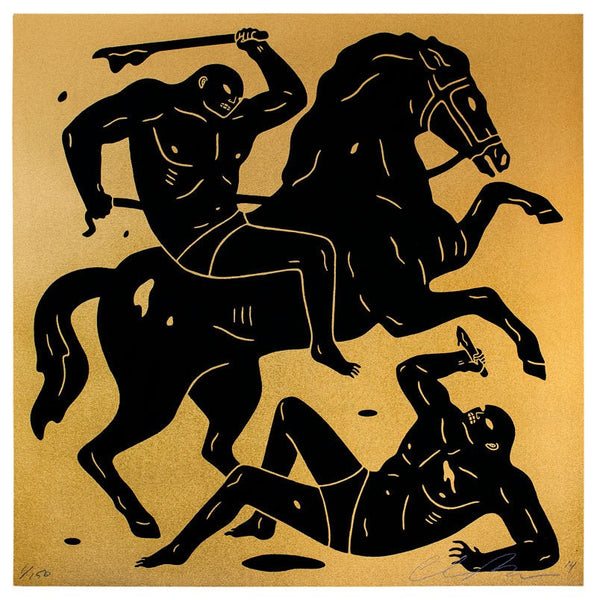 Cleon Peterson Into The Night