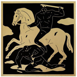 Cleon Peterson The Nightcrawler Gold