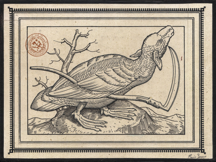 Ravi Zupa - Tough Love Drawing