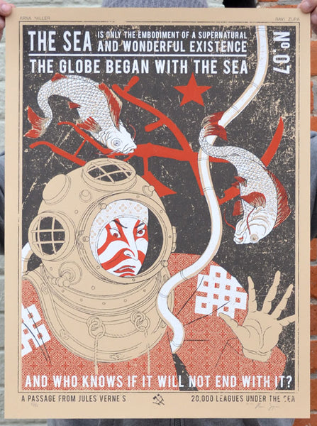 Ravi Zupa 20,000 Leagues - Archive
