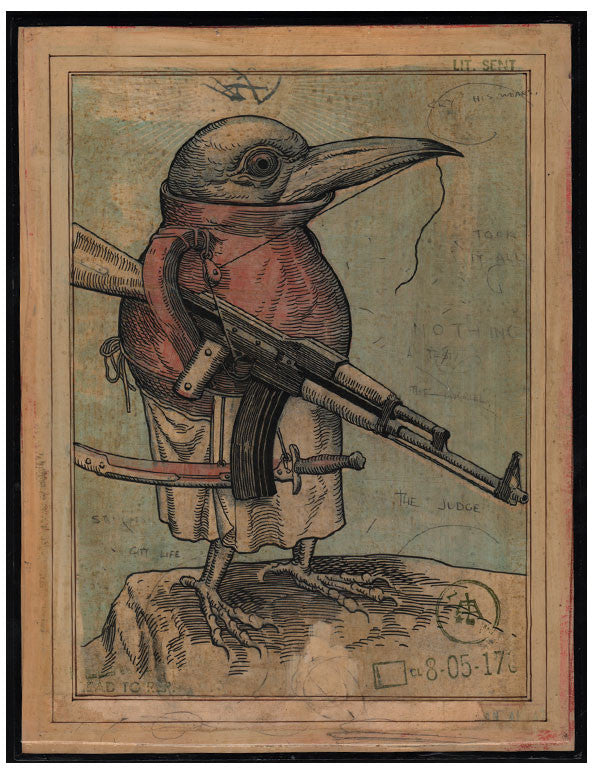 Ravi Zupa Untitled 4