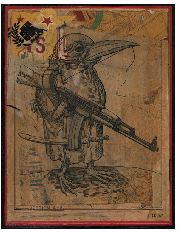 Ravi Zupa Untitled 5