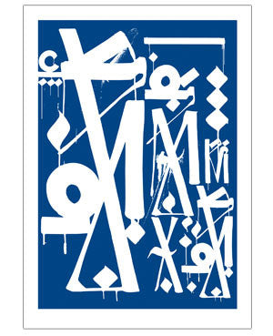 "Retna Art Alliance ""The Provocateurs"" Print"