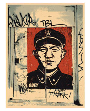 Shepard Fairey Chinese SF