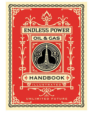 "Shepard Fairey ""Endless Power Handbook"""