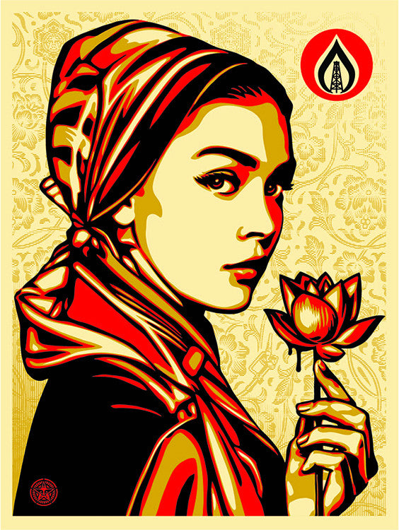 "Shepard Fairey ""Natural Springs"""