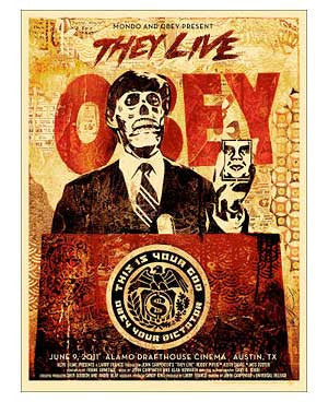 Shepard Fairey They Live