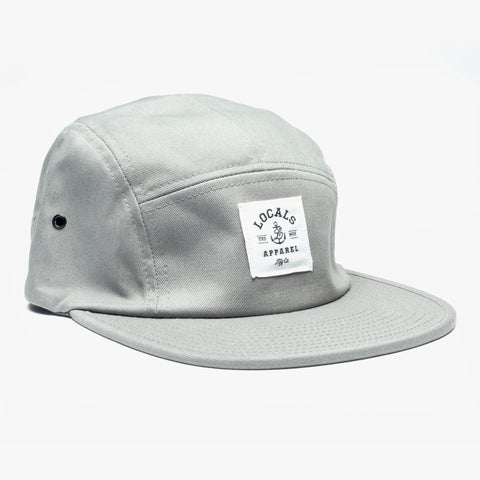 Anchor 5-panel Grey