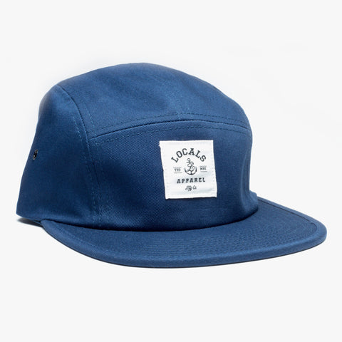 Anchor 5-panel Navy