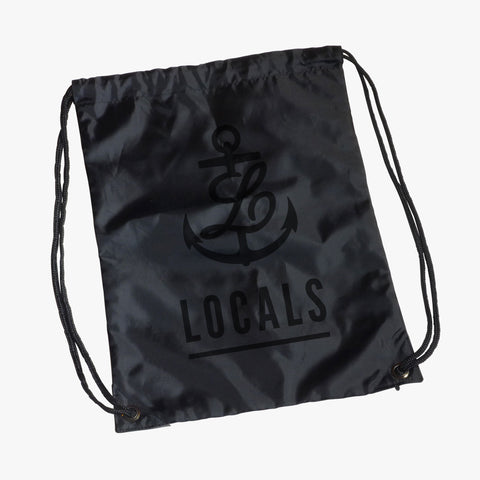 Logo Gym Sac Black
