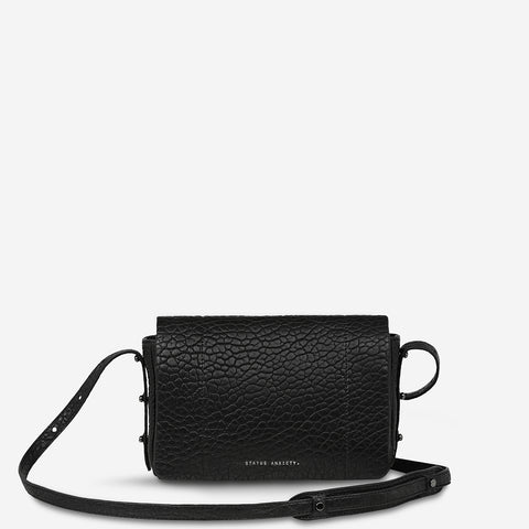 products/status-anxiety-bag-succumb-black-bubble-front.jpg