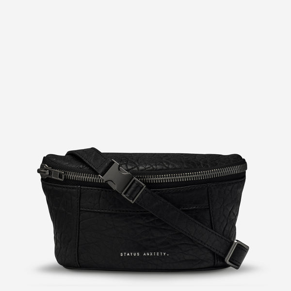 Best Lies Bag - Black Bubble by Status Anxiety