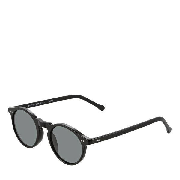 Ascetic Sunglasses - in Black by Status Anxiety
