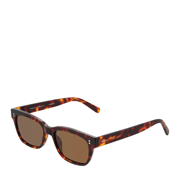 Neutrality Sunglasses - in Brown Tort by Status Anxiety