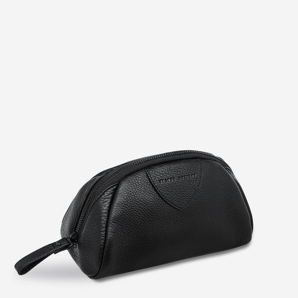 Adrift Toiletries Bag - Black by Status Anxiety