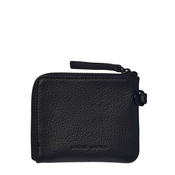 Part Time Friends Wallet by Status Anxiety - Black
