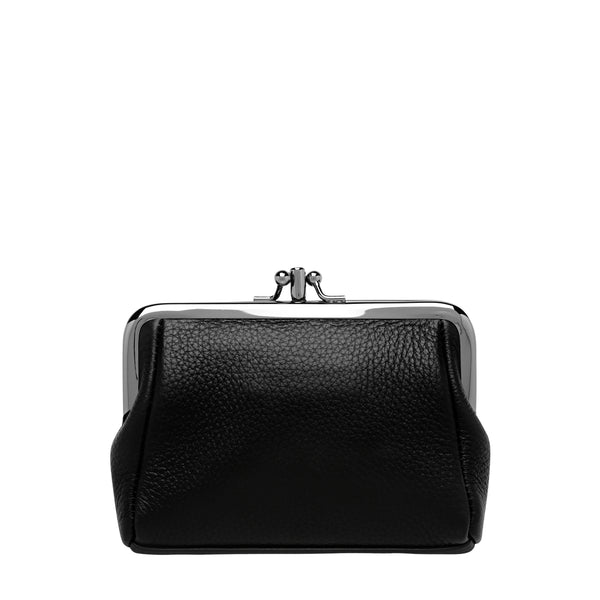 Volatile Purse in Black by Status Anxiety
