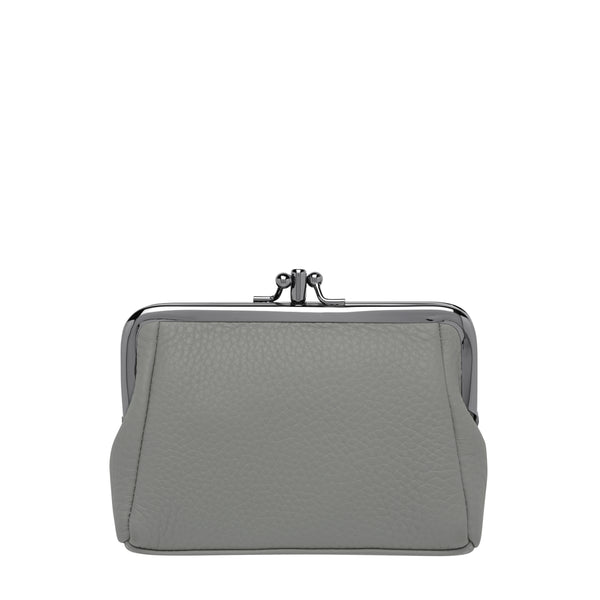 Volatile Purse in Light Grey by Status Anxiety