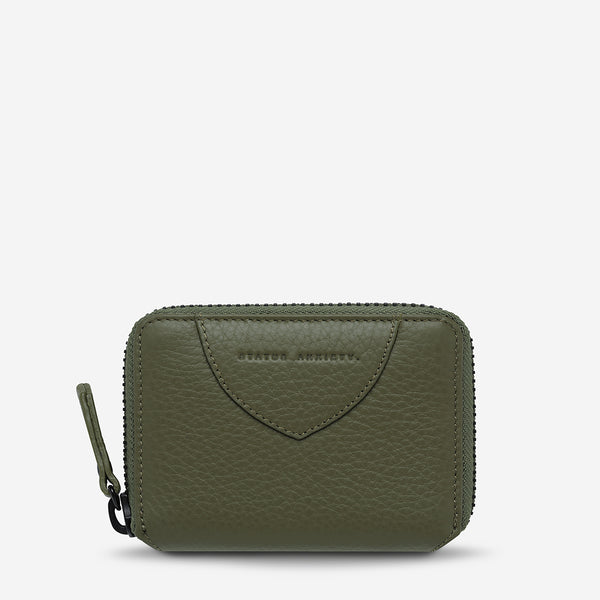 Wayward Wallet - Khaki by Status Anxiety