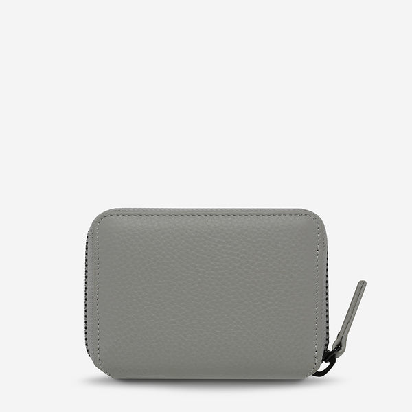 Wayward Wallet - Light Grey by Status Anxiety
