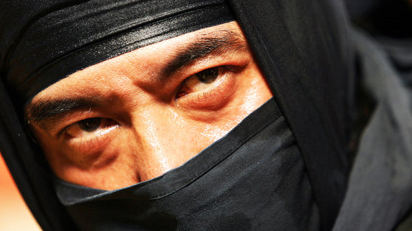 The Ninja Legend: Shrouded in Mystery....As It Should Be!