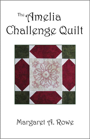 The Amelia Challenge Quilt eBook