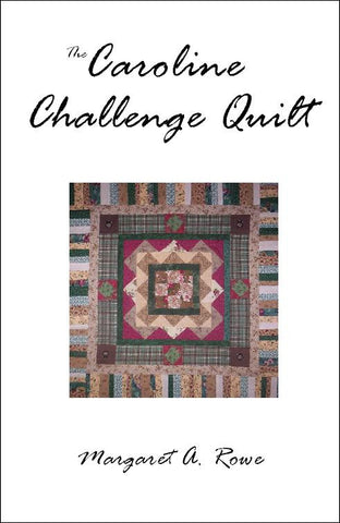 The Caroline Challenge Quilt eBook