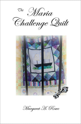 The Maria Challenge Quilt eBook