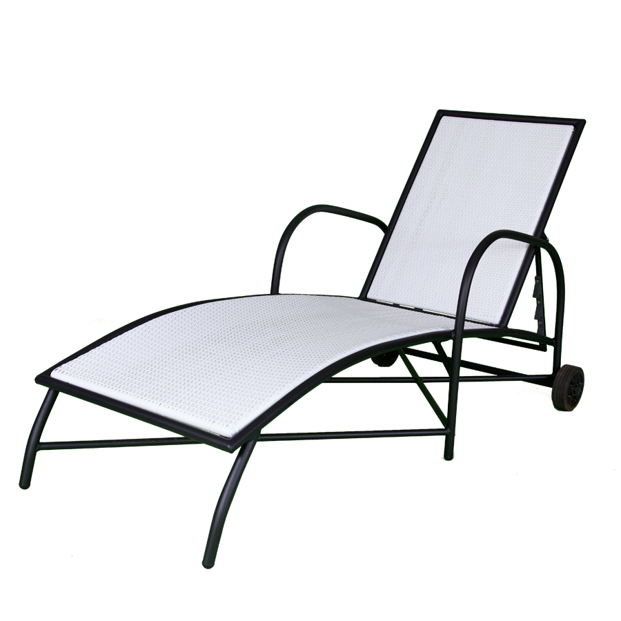 Chalet Chaise Lounger