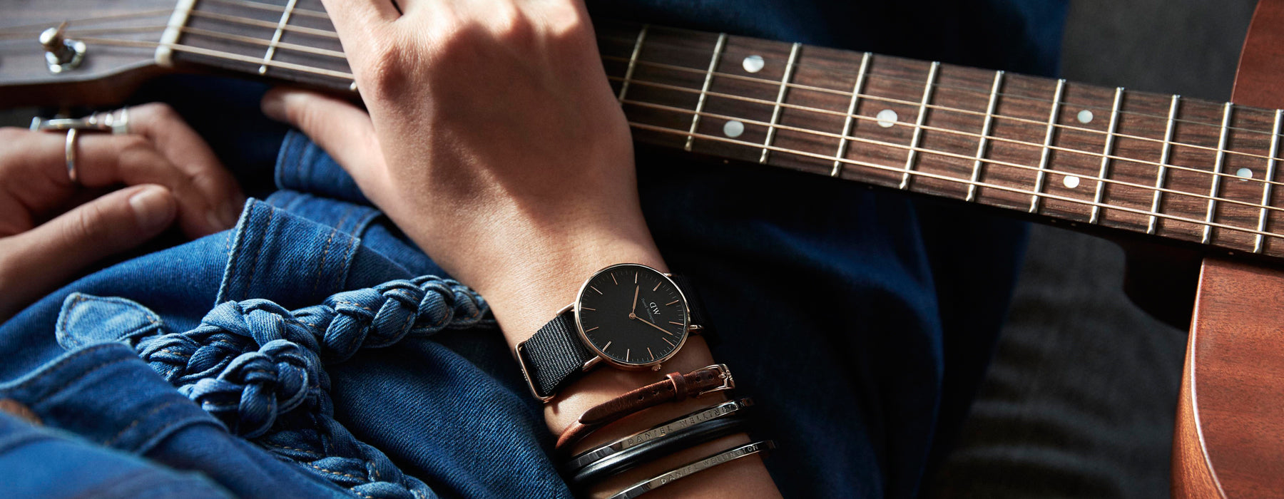 Daniel Wellington Classic Black Watches