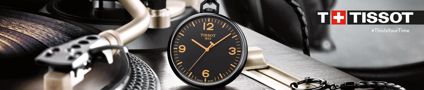 Tissot Watches - Pocket Watch Collection