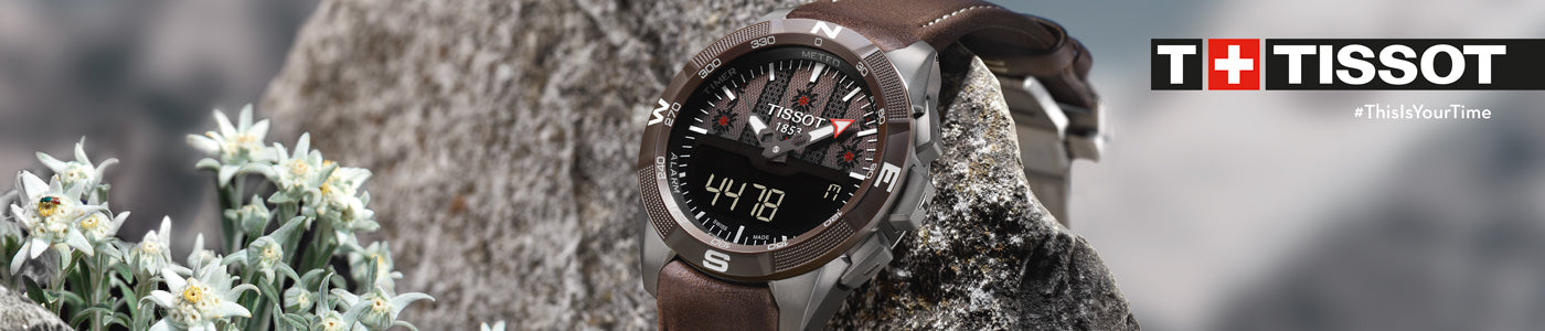 Tissot Watches - Touch Collection