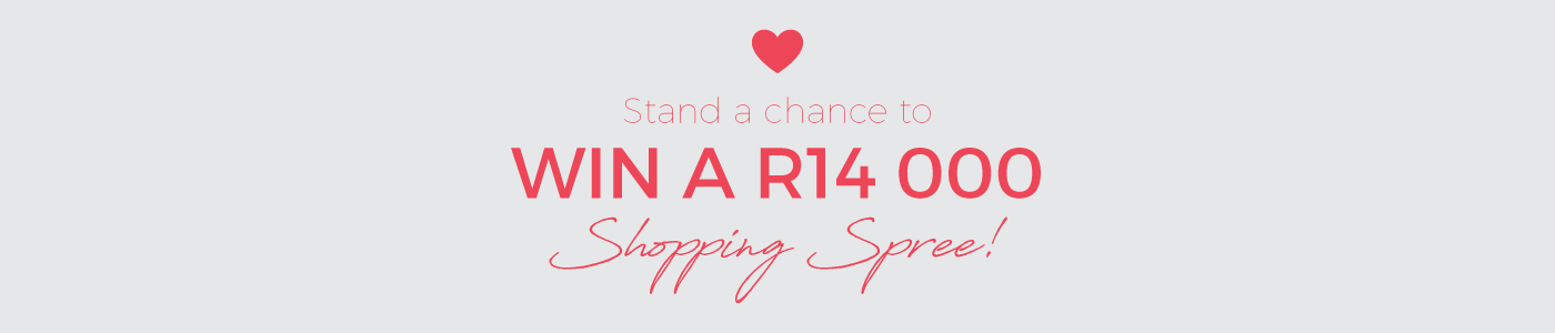 Win a R14,000 shopping spree