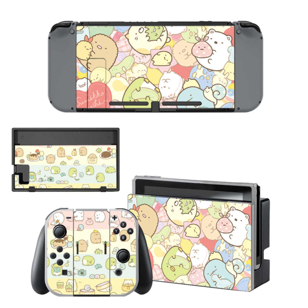 Upcoming Nintendo Switch skins for Nintendo Switch Games in 2021