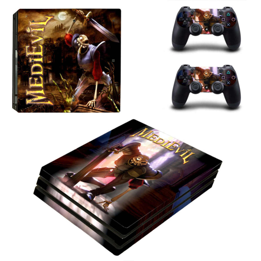 MediEvil ps4 pro cover - The Story of the Game
