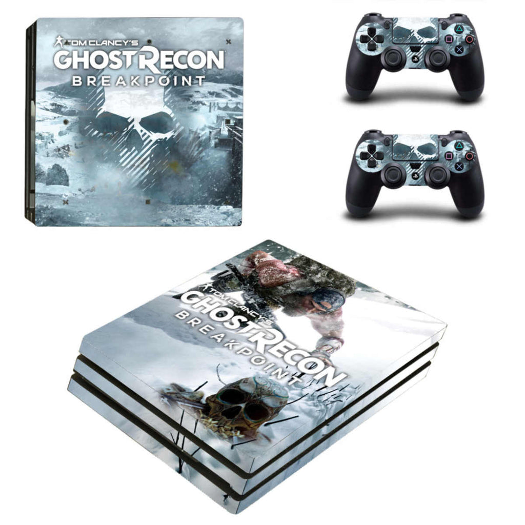 Ghost Recon - Game Story