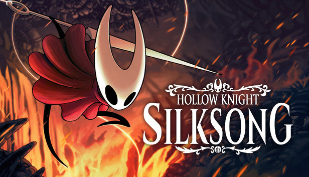 Hollow Knight Nintendo switch skins: Silk Song