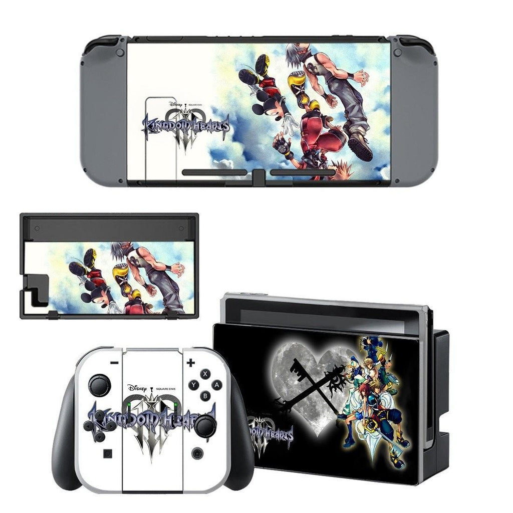 Customize with Nintendo switch skins