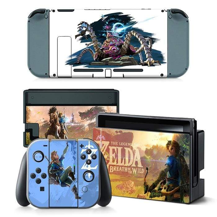Switch skin protect your console