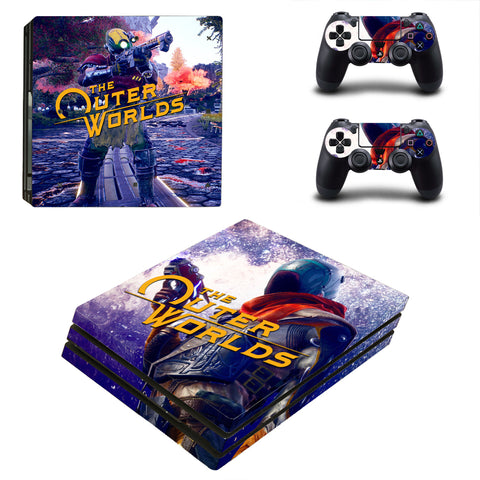 Ps4 pro skin | ps4 pro decal