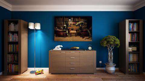 Charizard Anime Canvas Wall Poster